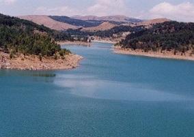 Lago artificiale Ancipa
