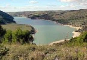 Lago artificiale Dirillo