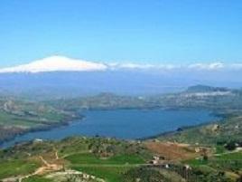 Lago artificiale di Ogliastro