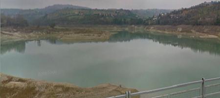 Lago artificiale di Penne