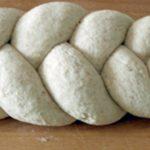 ingredienti per il pane francese per la pesca al cefalo