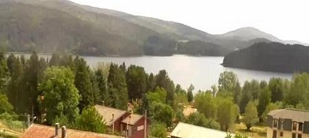 lago artificiale Arvo