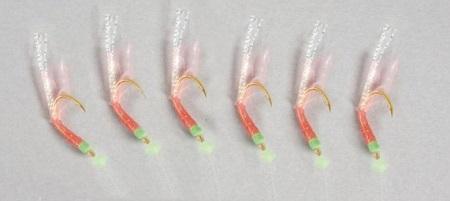 La pesca con il sabiki o piumette