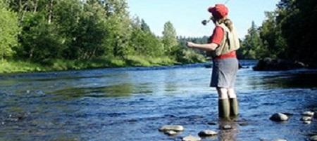 La pesca sportiva migliora la vita sessuale